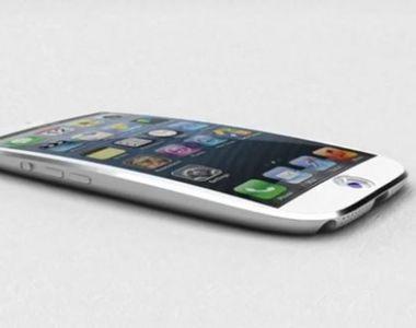 Apple ar putea lansa un iPhone cu ecran curbat în 2017