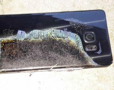 Galaxy Note 7 face prima victima: un baietel de sase ani a suferit arsuri pe mai multe...