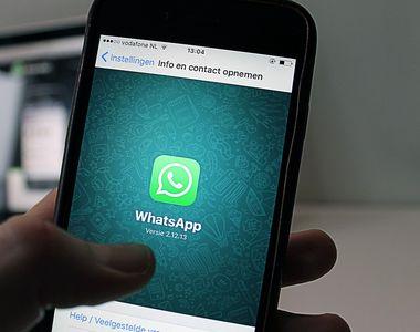 WhatsApp vine cu o schimbare majora in luna decembrie. Aplicatia nu va mai functiona pe...