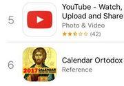 Aparitie surprinzatoare in topul aplicatiilor mobile. Este aroape la fel de descarcata precum Facebok si YouTube.