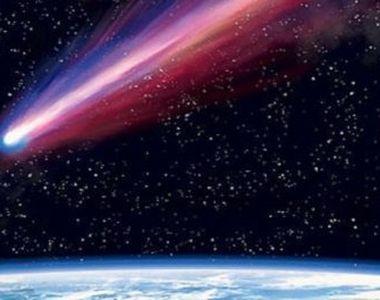 """""""Luna de zapada"""", eclipsa de luna si aparitia """"Cometei de Anul Nou""""..."""