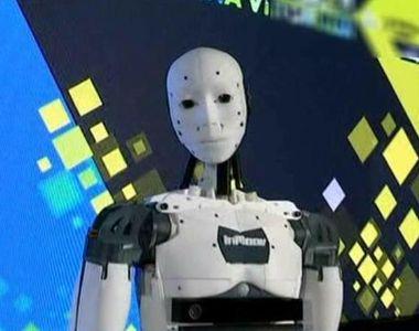 InMoov, primul robot realizat cu o imprimanta 3D. Iata de ce a fost denumit...