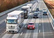 Patru producatori europeni de camioane ar putea primi cea mai mare amenda din istoria UE