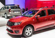 Dacia lanseaza noua gama de top Prestige pentru Sandero si Logan MCV si o noua cutie robotizata Easy-R