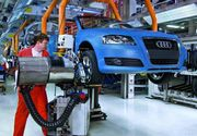 Audi vrea sa isi mute centrul de productie al motoarelor in Ungaria!