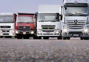 Comisia Europeana a amendat mai multi producători de camioane cu o sumă record de 2,9 miliarde euro, pentru formarea unui cartel