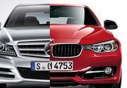 Suprematia BMW este contestata pentru prima data in ultimul deceniu: Mercedes este pe punctul de a-si redobandi titlul de lider pe segmentul de lux