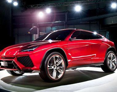 Lamborghini anticipeaza dublarea productiei pana in 2019, dupa lansarea unui SUV