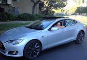 """Povestea impresionanta a romancei care a participat la proiectarea masinii electrice Tesla. Cristina Balan: """"Am vrut sa revolutionez industria auto si in tara nu aveam unde lucra"""""""