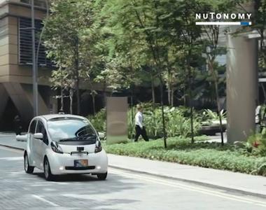 """Michigan ar putea deveni primul stat care ar permite masinilor """"self-driving""""..."""
