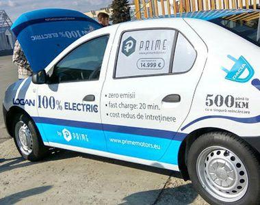 Dacia Logan Electric a intrat la vanzare! O singura incarcare a bateriei asigura...