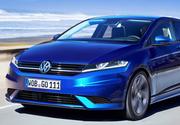 Cum arata noul Volkswagen Golf 8. Surpriza uriasa a nemtilor