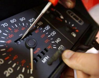 Cum iti dai seama daca o masina are kilometrajul modificat! Cum verifici cel mai usor...