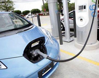 Primaria Capitalei va instala 30 de module de statii de alimentare a autovehiculelor...