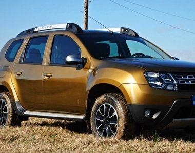 Dacia recheama in service peste 2.000 de masini Duster din cauza unor posibile probleme...