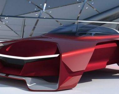 Dacia EF-Vision 2050, masina SPATIALA accesibila made in Romania! Asa ar putea arata...