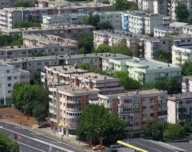 Deja se vede efectul legii darii in plata. Cartierul din Bucuresti unde preturile la...