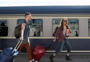 Wi-fi gratuit in trenurile spre mare. Orange ofera internet in garniturile de pe ruta Bucuresti-Constanta