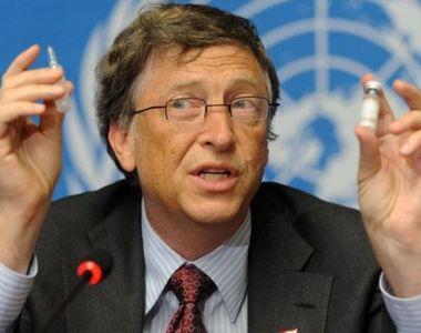 Solutia lui Bill Gates de a scapa tarile africane de saracie! Vrea sa le doneze gaini!...