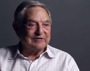 Miliardarul George Soros, previziunea sumbra pentru Marea Britanie: Lira se va prăbuşi...