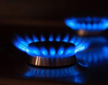 Scade pretul la gaze. De azi, consumatorii vor plati cu 3% mai putin