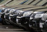 Banca Nationala cumpara in leasing 5 limuzine cu 3,8 milioane de lei