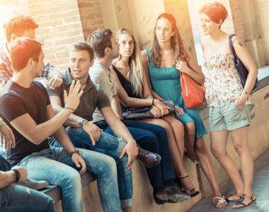 Statistica dezarmanta! Peste 270.000 de tineri cu varsta intre 20 si 24 de ani nici nu...