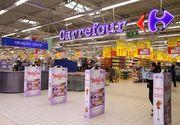 """Initiativa Carrefour. Vor sa doneze 1% din vanzarile produselor marca proprie pentru """"Cumintenia Pamantului"""""""