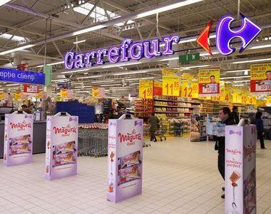 Initiativa Carrefour. Vor sa doneze 1% din vanzarile produselor marca proprie pentru...