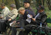 Pensionari vs angajati: Bucuresti - un pensionar la doi angajati. Teleorman - un angajat la doi pensionari