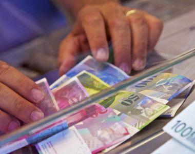 Conversia creditelor ipotecare din franci elvetieni in lei, adoptata de comisiile...