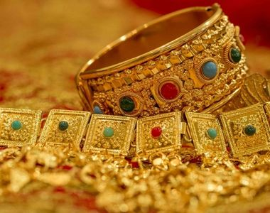 ANAF a scos la vanzare 6,7 kilograme de aur si 40 de kilograme de argint! Bijuteriile...