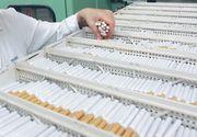 Mai multe fabrici de tigari din Romania ar putea sa fie inchise temporar. Legea care le opreste productia e aproape sa intre in vigoare