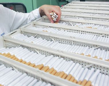 Mai multe fabrici de tigari din Romania ar putea sa fie inchise temporar. Legea care le...