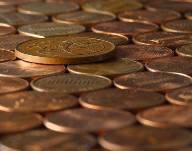 Leul s-a depreciat in raport cu principalele valute imediat dupa aflarea rezultatului...