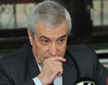 Calin Popescu Tariceanu ii persifleaza pe cei care au credite in franci elvetieni....