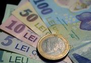 A explodat euro. Leul devine din ce in ce mai mic