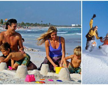 Va ganditi la plaja sau la sejurul de revelion? Toate detaliile pe care trebuie sa le...