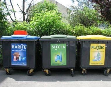Bucurestenii care sorteaza gunoiul vor primi bani sau vouchere de reduceri la magazine!...