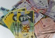 Salarii in avans pentru bugetari inainte de minivacanta de Sfanta Maria