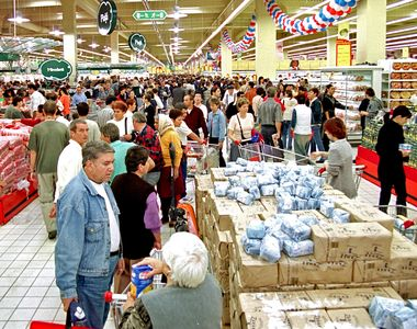 Romania are o crestere economica de invidiat, dar specialistii spun ca urmeaza o...