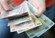 Castigul salarial mediu net a crescut cu 3% in noiembrie, la 2.464 lei. In ce domenii s-au inregistrat cele mai mici valori