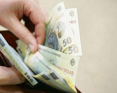 Veste excelenta pentru salariatii din Romania! Castigul salarial mediu net a crescut cu...