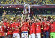 CFR Cluj a castigat Cupa Romaniei! Meciul s-a decis dupa executarea loviturilor de pedeapsa!