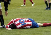 Inca un incident pe terenul de fotbal. Un atacant international a suferit un stop cardiac in timpul unui meci