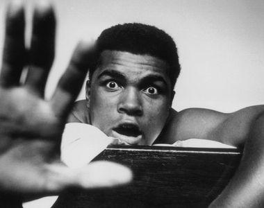 Un copil l-a intrebat pe celebrul Muhammad Ali ce ar vrea sa faca atunci cand va iesi...