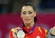 Cătălina Ponor a câştigat medalia de bronz în finala de la sol de la Campionatele Europene din Berna