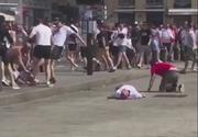 Violenţele de la Marsilia, soldate cu 35 de răniţi. Patru persoane sunt in stare grava.
