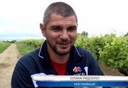 Drama fostului fotbalist Cosmin Pascovici. Munceste 20 de ore pe o plantatie in Franta ca sa faca rost de bani pentru baiatul lui care e in coma. Copilul a luat doua bacterii nosocomiale din spital