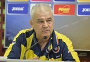 """Anghel Iordanescu s-a enervat la conferinta de presa dinainte de meciul cu Elvetia: """"Sunteti un mare mincinos! Mai bine ramaneati acasa"""""""